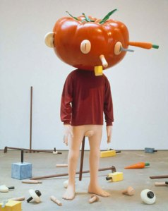 Paul Mccarthy : Tomato
