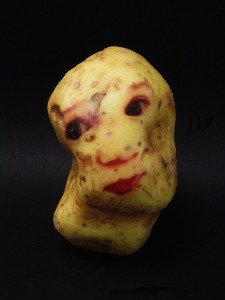 Ginou Choueiri - Potato Portraits