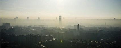 smog brussel